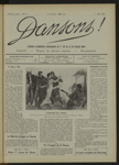 Dansons, n. 7, mai 1922
