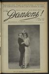 Dansons, n. 21, janvier 1923