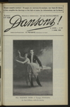 Dansons, n. 27, avril 1923