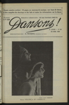 Dansons, n. 28, avril 1923