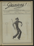 Dansons, n. 52, octobre 1924