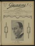 Dansons, n. 86, août 1927