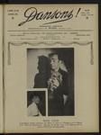 Dansons, n. 100, octobre 1928