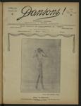 Dansons, n. 91, janvier 1928