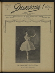 Dansons, n. 95, mai 1928