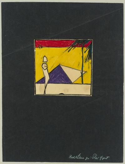 Peer Gynt [III] - Drehbühne
