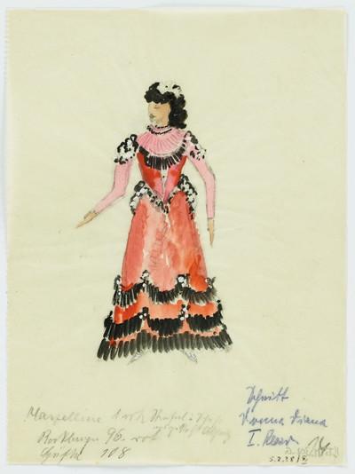 Der tolle Tag oder Figaros Hochzeit [VIII] - Marceline