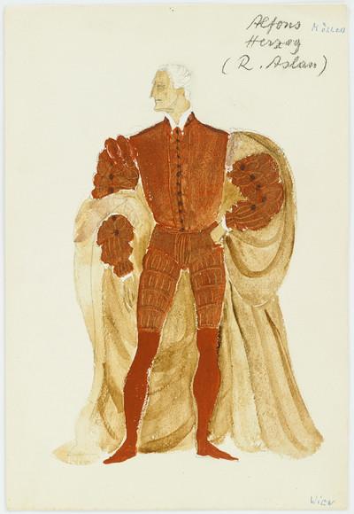 Torquato Tasso [XVIII] - Alfons Herzog [Alfons der Zweite] [V]