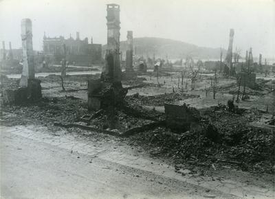 Bybrannen i 1892