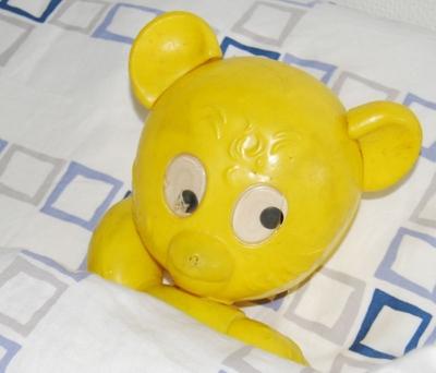 Den gule bamsen