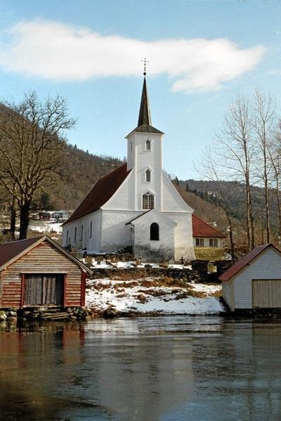 Hosanger kyrkje