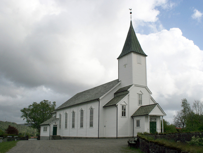 Lindås kyrkje