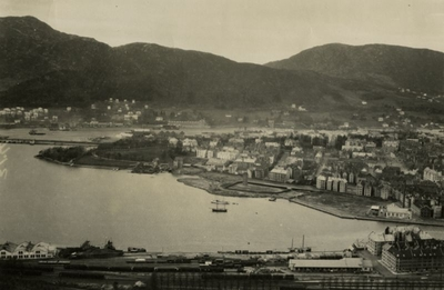 Nygårdsstrømmen i Bergen
