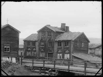 Aspaasgården - 1800-1865