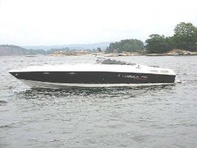En båt, flere båter