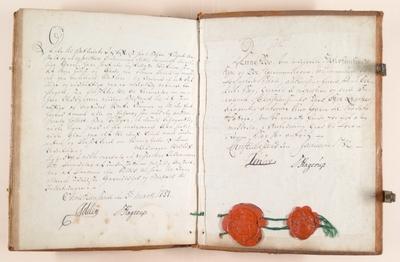Litt om tigging på 1700-tallet