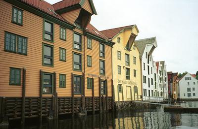 Sandviken - Bergens forstad i flere hundre år