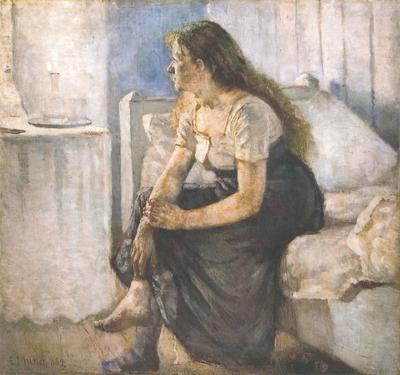 Morgen - Edvard Munch