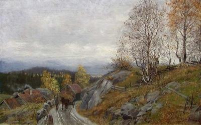 Huken - Jørgen Sørensen