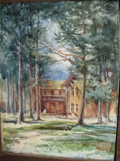 Hvilestedet i Phillipshagen