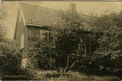 Edvard Munchs hus i Åsgårdstrand
