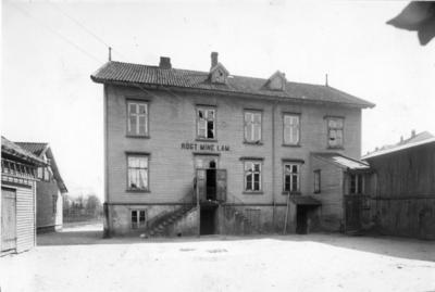 Husene på Bakkegård