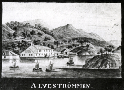 Gjestgjevariet i Alverstraumen