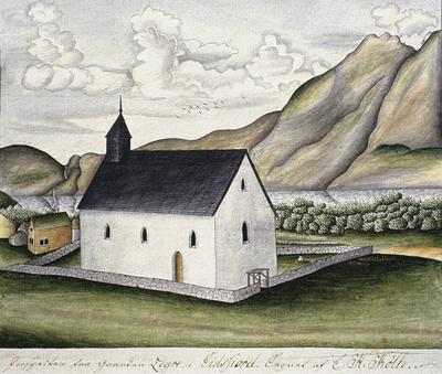 Eidfjord kyrkje