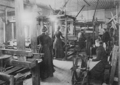 Fabrikkportenes bydel