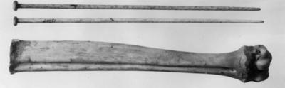Strikkepinner og strikkepinnehus