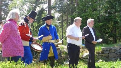 Endelig er Bakås skanse på Ellingsrud fredet
