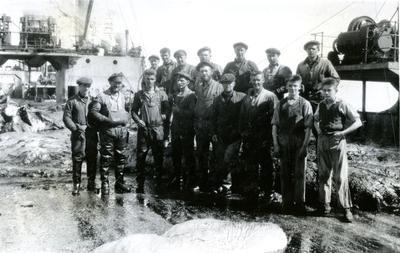Hvalfangere på feltet