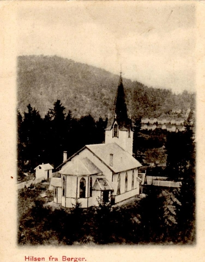 Berger kirke
