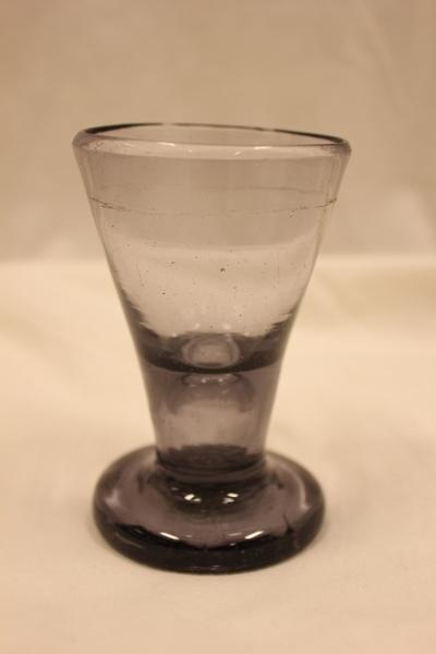 Drikkebeger i glass