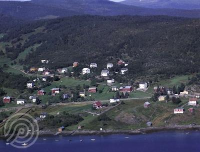 Flyfoto av Kanebogen