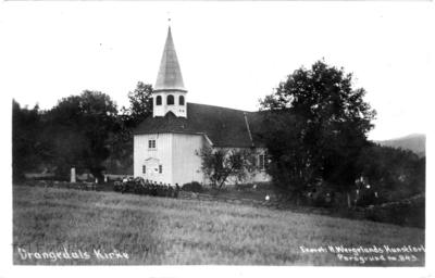 Drangedals kirke