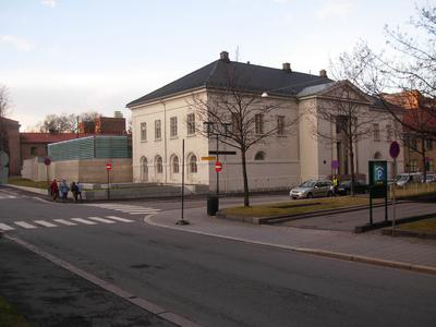 Bevaring og vern av Arkitekturmuseet