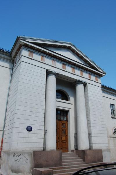 Stil og arkitektur - bankbygget som nå er museum