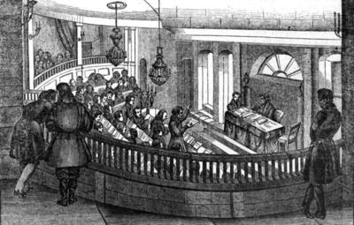 Stortinget/departementene