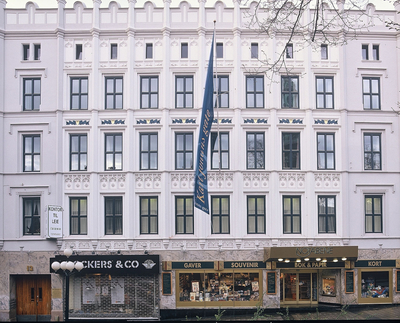 Stil og arkitektur - Karl Johansgate 12