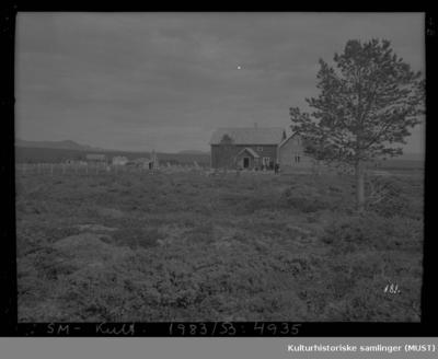 Bureisingsbruk på Elvestrandsmyra i Finnmark