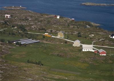Bebyggelse på Sandvika