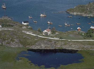 Leirvika og Notvollbukta