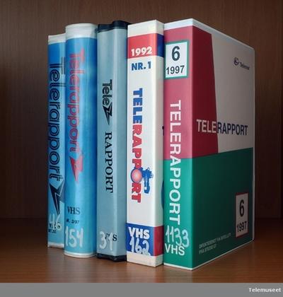 Telerapport 1988 01