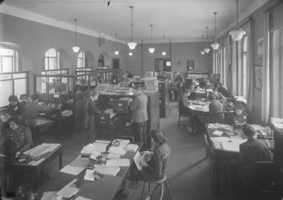 Kemner Dahl og Kemnerkontoret. Ligningskontoret.