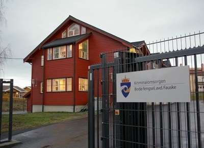 Bodø fengsel, avdeling Fauske