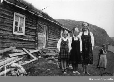 På Resestølen i Hemsedal i 1939