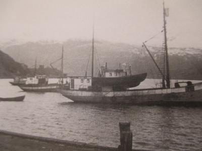 Fiskerne ble krigens fraktemenn