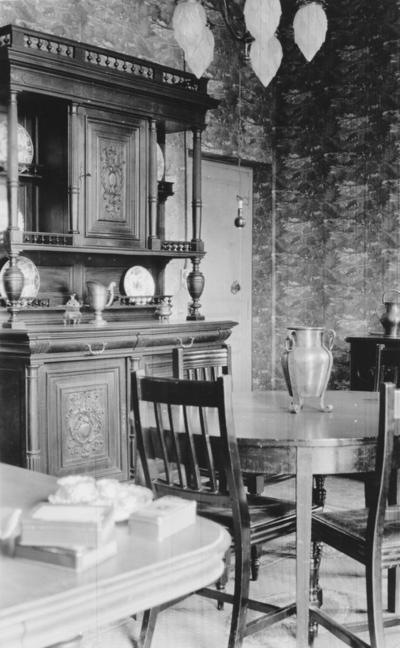 Trolig leiligheten som Wilhelm August og Eugenie Thams hadde i Monaco