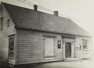Iversens hus fra 1850-årene